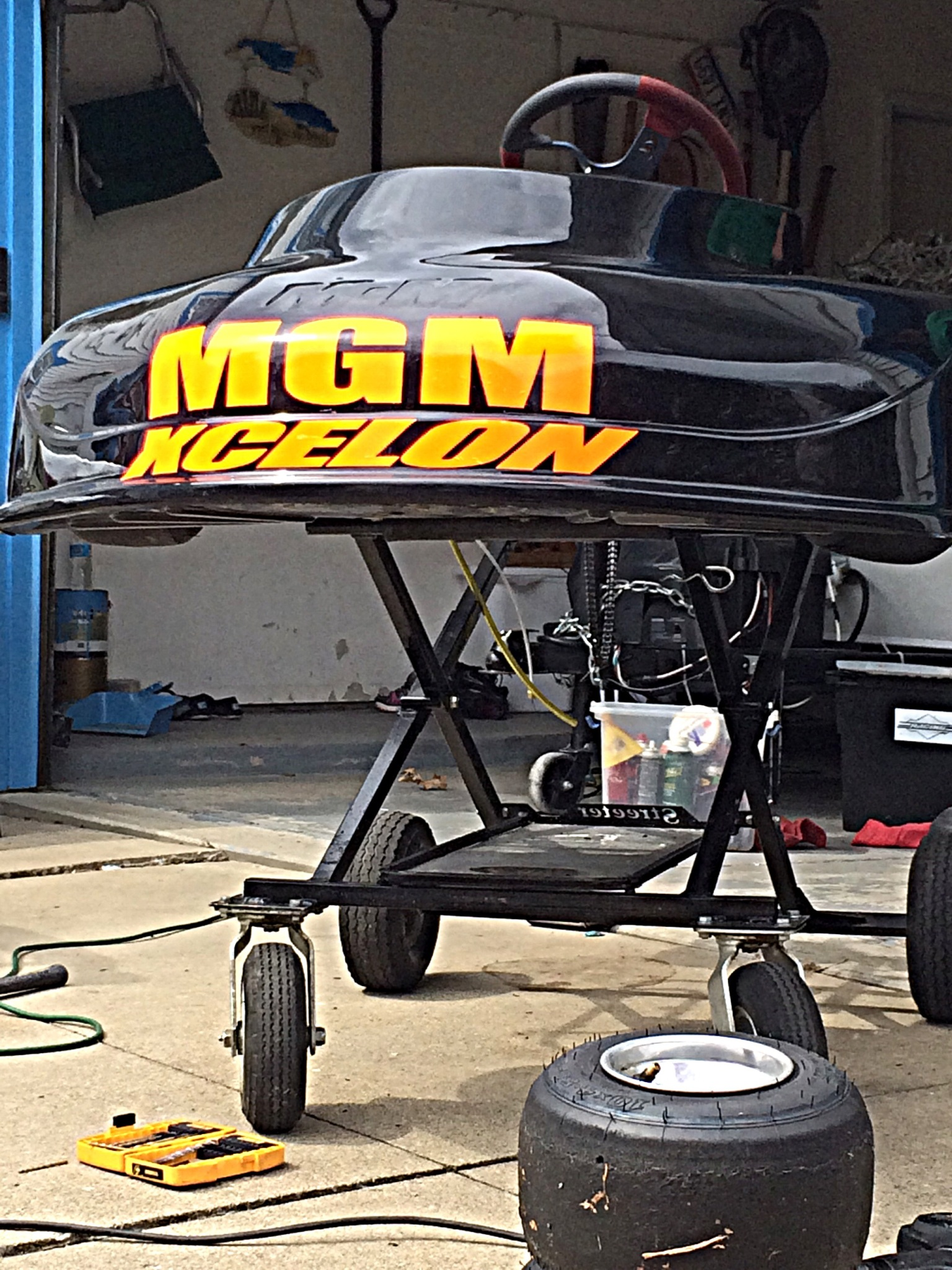An MGM Xcelon from the Gold Cup Series, circa 2010