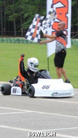 LO206 go-kart kart racing