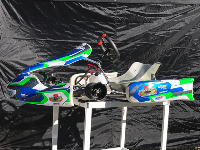 206 racing chassis karts