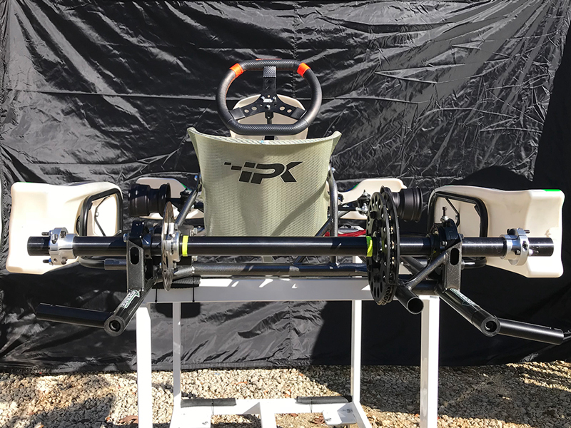 best chassis 206 kart