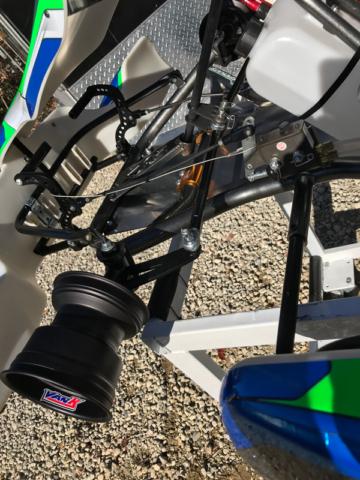 american made kart racing chassis