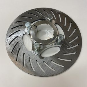 Brake Disc and Hub