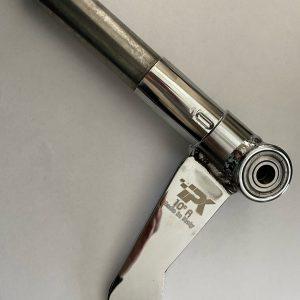 IPK 5 Hole Stub Axle 25MM Spindle